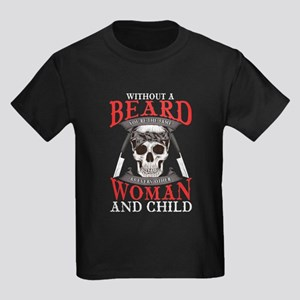 Without a Beard You're The Same As Eve T-Shirt