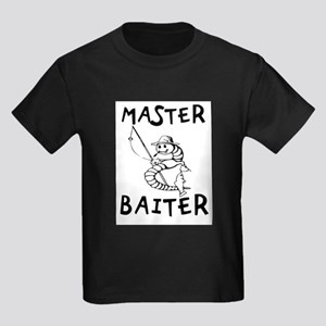 Master Baiter Kids Dark T-Shirt