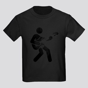 Bassist Kids Dark T-Shirt