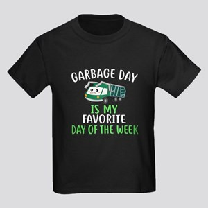 Garbage Day is my Favorite Day of the Week Shirt f