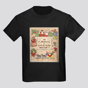 cross Stitching Victorian Christmas T-Shirt