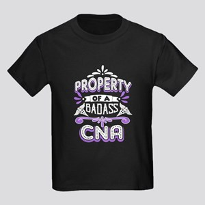 CNA Shirt - Property Of CNA Tees T-Shirt