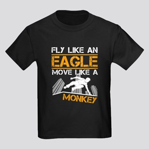 Parkour - Fly Like An Eagle T-Shirt