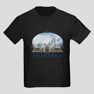 Montana Kids Dark T-Shirt