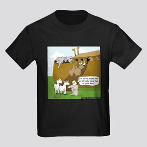 Unicorn Extinction Kids Light T-Shirt