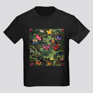 butterfly camouflage T-Shirt
