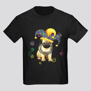 Party Pug White T-Shirt