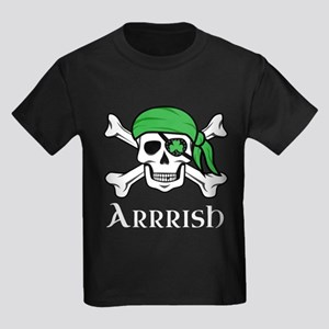 Irish Pirate - Arrrish T-Shirt
