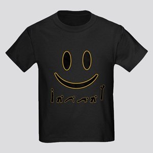 Burpee Smile Kids Dark T-Shirt