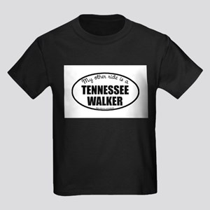 Tennessee Walking Horse Gifts Kids Dark T-Shirt