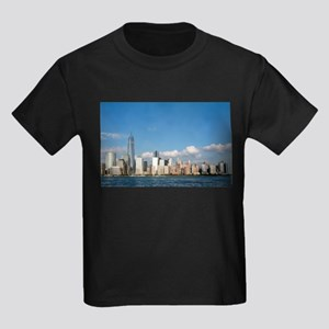 New! New York City USA - Pro Pho Kids Dark T-Shirt
