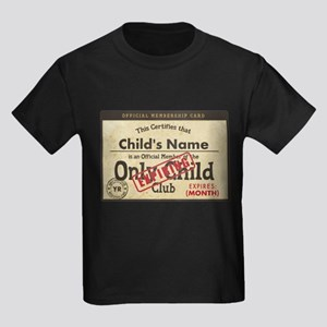 Only Child Brother/Sister To Be T-Shirt