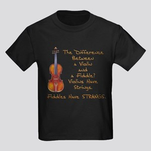 Funny Fiddle or Violin T-Shirt