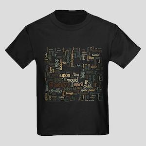 e97d4d4546 A Christmas Carol Word Cloud T-Shirt