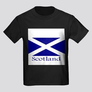 4d6eba35 Scottish Flags Kids T-Shirts - CafePress