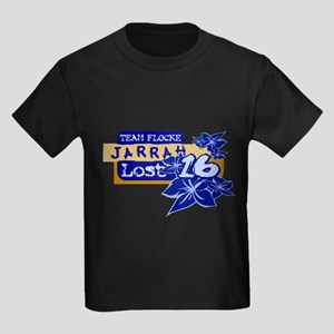 Team Flocke - Jarrah 16 Kids Dark T-Shirt