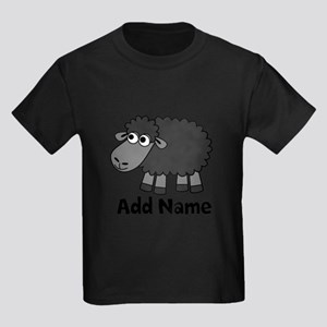 Add Name - Farm Animals Kids Light T-Shirt