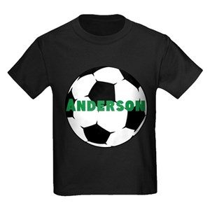 1b696e1c1ce Soccer Kids T-Shirts - CafePress