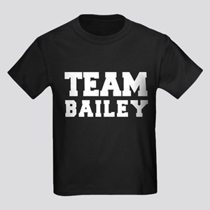 TEAM BAILEY Kids Dark T-Shirt