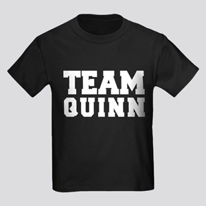 TEAM QUINN Kids Dark T-Shirt