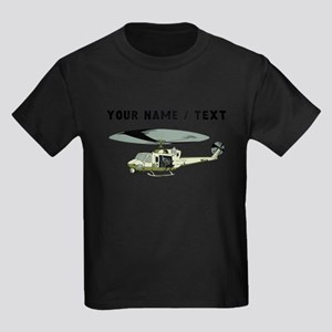 Custom Military Helicopter T-Shirt