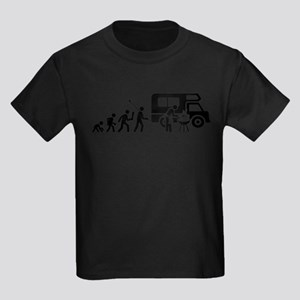 RV Fan Kids Dark T-Shirt