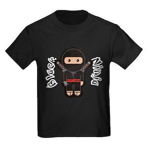 bea440080dac2c Ninja Kids Clothing & Accessories - CafePress