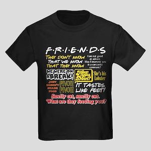 18496ff1e096e Friends TV Show Kids Clothing & Accessories - CafePress