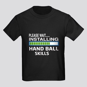 Please wait, Installing Handball Kids Dark T-Shirt
