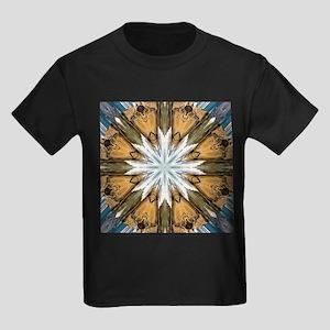 12 Apostles Mandala Kids Dark T-Shirt