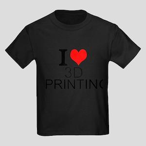 I Love 3D Printing T-Shirt