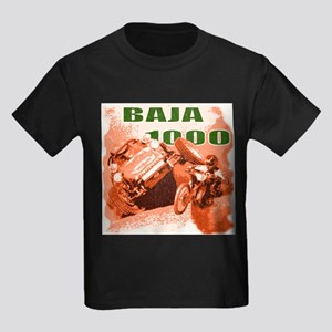 Baja 1000 Ash Grey T-Shirt