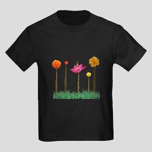 Flute Flowers T-Shirt
