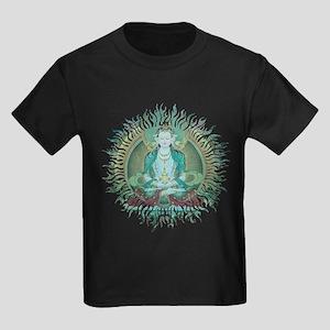 Amithaba Buddha Kids Dark T-Shirt