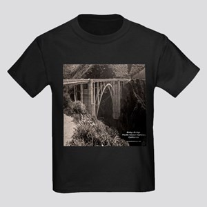 Bixby Bridge Kids Dark T-Shirt