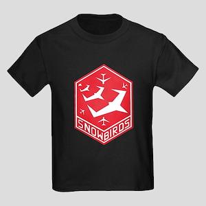 SNOWBIRDS Kids Dark T-Shirt