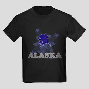 All Star Alaska Kids Dark T-Shirt