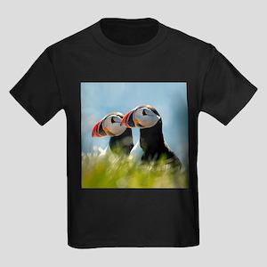 Puffin Pair 14x14 600 dpi.p T-Shirt