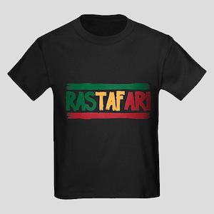 Rastafari Kids Dark T-Shirt