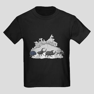 Beatles Kids Dark T-Shirt