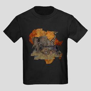 Safari Kids Dark T-Shirt
