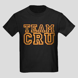 TEAM CRU Kids Dark T-Shirt
