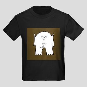 253 L. of C.Sub-Area.1 Kids Dark T-Shirt