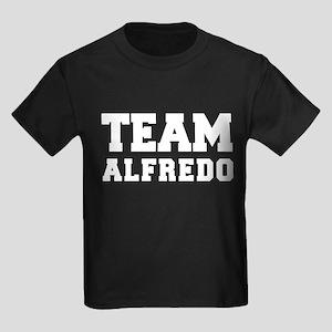 TEAM ALFREDO Kids Dark T-Shirt