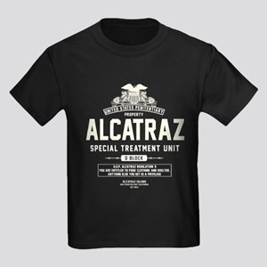 Alcatraz S.T.U. Kids Dark T-Shirt