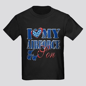I Love My Airforce Son T-Shirt
