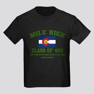 Mile High class of 420 T-Shirt