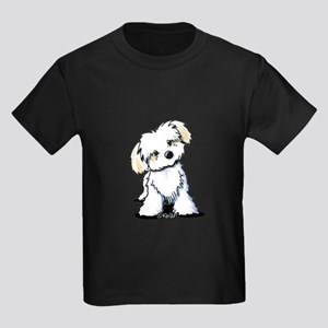 Havanese Sweetie Kids Dark T-Shirt