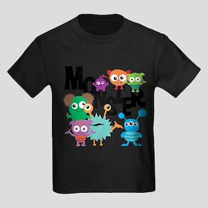 Monsters Kids Dark T-Shirt