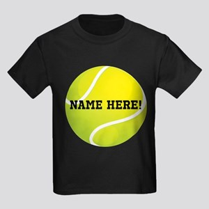 Personalized Tennis Ball T-Shirt